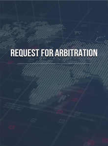Request for Arbitration