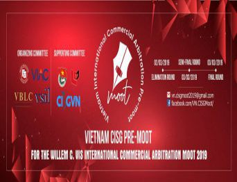 "Press release ""Vietnam CISG Pre-Moot 2019"""