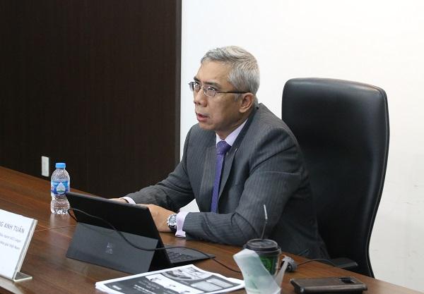 Luật sư Phùng Anh Tuấn Giám đốc kiêm Luật sư điều hành Công ty Luật VCI Legal,